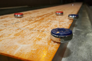 SOLO® Shuffleboard Movers Leesburg, Virginia.